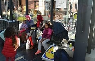 İsveç'e 140 bin sığınmacının gelmesi bekleniyor