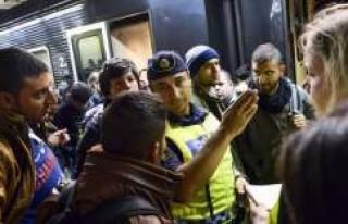 İsveç'e 2017 yılında gelen sığınmacı...