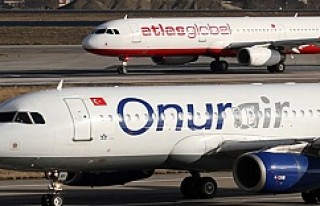 İsveç firması OnurAir ve AtlasGlobal'i almak...