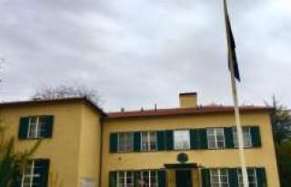 İsveç'in Ankara Büyükelçiliği'nden...