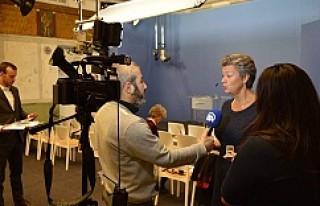 ''İsveç'in geleceği için sığınmacılara...