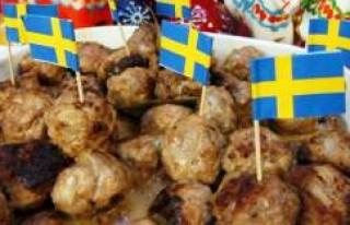 İsveç'in 'köfte' paylaşımı İnegöllü...