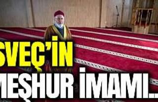 İsveç'in meşhur imamı