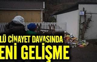 İsveç'in üçlü cinayetinde yeni gelişme