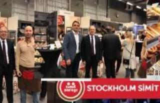 İsveç'in Ünlü Süper Marketi ICA ile Simit...