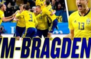 İsveç İtalya'yı Dünya Kupası'nın...