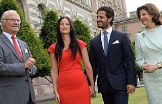 İsveç Kraliyet ailesinde düğün heyecanı