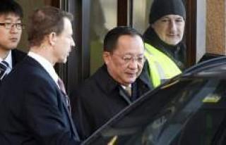 İsveç, Kuzey Kore Dışişleri Bakanı'nı...