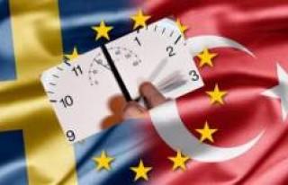 İsveç'le Türkiye arasındaki saat farkı 2'ye...