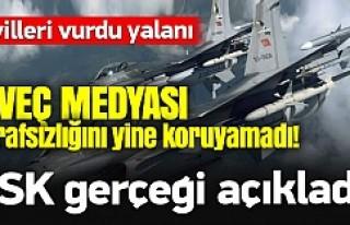 İsveç medyası Türkiye düşmanlığına devam...