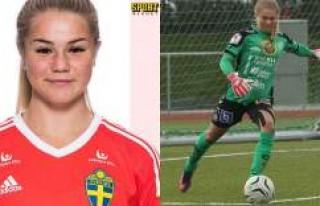 İsveç, Müslüman olan kadın futbolcuyu konuşuyor