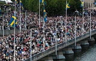 İsveç nüfusunu sığınmacılar artırdı