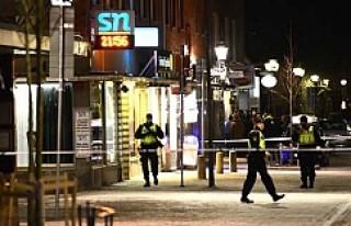 İsveç polisi bomba ihbarıyla seferber oldu!