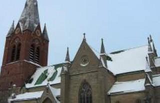 İsveç'te 10 yılda bir milyon kişi kilise...