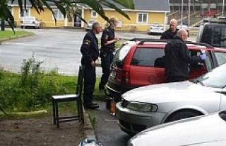 İsveç'te 2 dilenci vuruldu