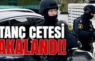İsveç'te 3 kişilik utanç çetesi yakalandı
