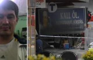 İsveç'te 5 kişiyi öldüren terörist 50 kişiyi...