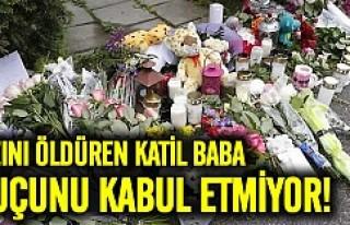 İsveç'te 9 yaşındaki kızını öldüren...