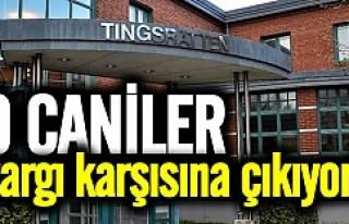 İsveç'te adam kaçırıp işkence eden o caniler...