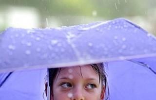 İsveç'te Ağustos ayında rekor yağmur bekleniyor