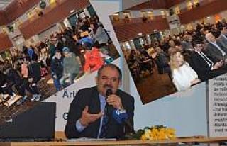 İsveç'te Ailelere Yönelik Uyuşturucu Konferansı