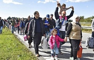 İsveç'te alışverişe, mültecilerden fazla...