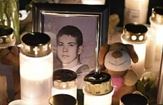 İsveç'te bıçaklanarak öldürülen öğrencinin...