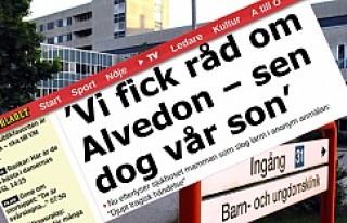 İsveç'te bir Alvedon vakıası daha: 8 yaşında...