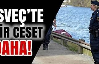İsveç'te bir meçhul ceset daha!
