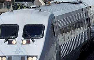 İsveç'te bir tren kaosu daha!