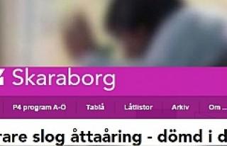 İsveç'te çocuğa vuran öğretmeni, mahkeme...