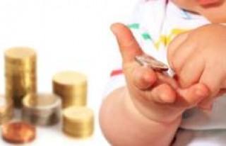 İsveç'te çocuk parasına zam geldi
