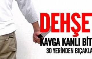 İsveç'te dehşet 30 bıçak darbesiyle öldürüldü!