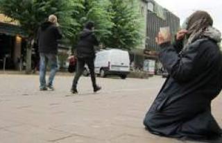 İsveç'te dilencilerin sırtından para kazanan...