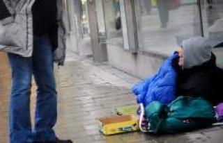 İsveç'te dilencinin montundan 6 milyon kron...
