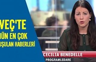 İsveç'te günün en çok konuşulan haberleri