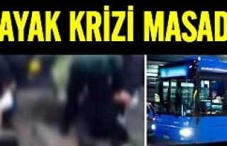 İsveç'te günün konusu otobüs şoförüne...