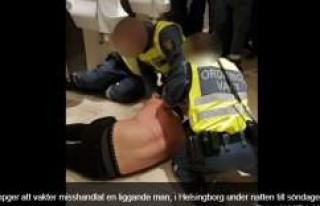 İsveç'te güvenlik güçleri öldürülesiye...
