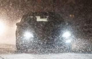 İsveç'te hafta sonu yoğun kar yağışı bekleniyor...
