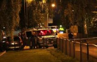 İsveç'te iki genç vuruldu