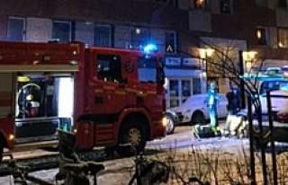 İsveç'te iki kişi yakılarak öldürülmek...