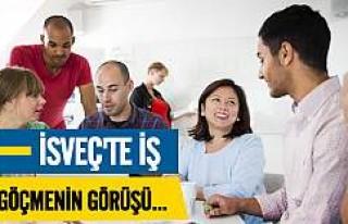 İsveç'te iş - Bir Göçmenin Görüşü