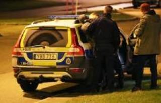 İsveç'te karakola bombalı saldırı gerçekleştirenler...