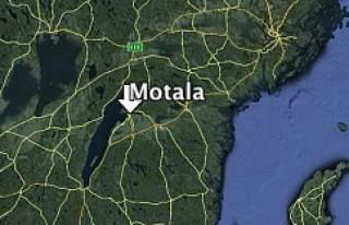 İsveç'te okul servisi kaza yaptı 2 yaralı