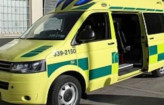 İsveç'te Psikiyatrik hastalara özel ambulans