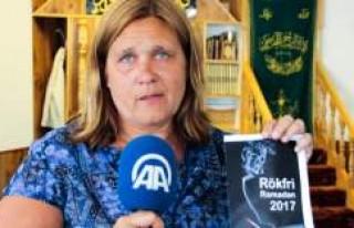 İsveç'te 'Ramazan'da sigarayı bırak'...
