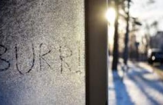 İsveç'te rekor soğuk: eksi 40