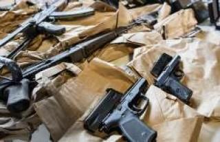 İsveç'te ruhsatsız silah bulundurmanın cezası...
