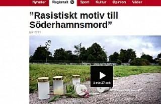 İsveç'te Saldırıya Uğrayan Suriyeli Genç...