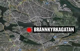 İsveç'te şiddetli patlama